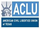 American Civil Liberties Union Texas Logo