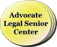 Advocate Legal Senior Center Logo